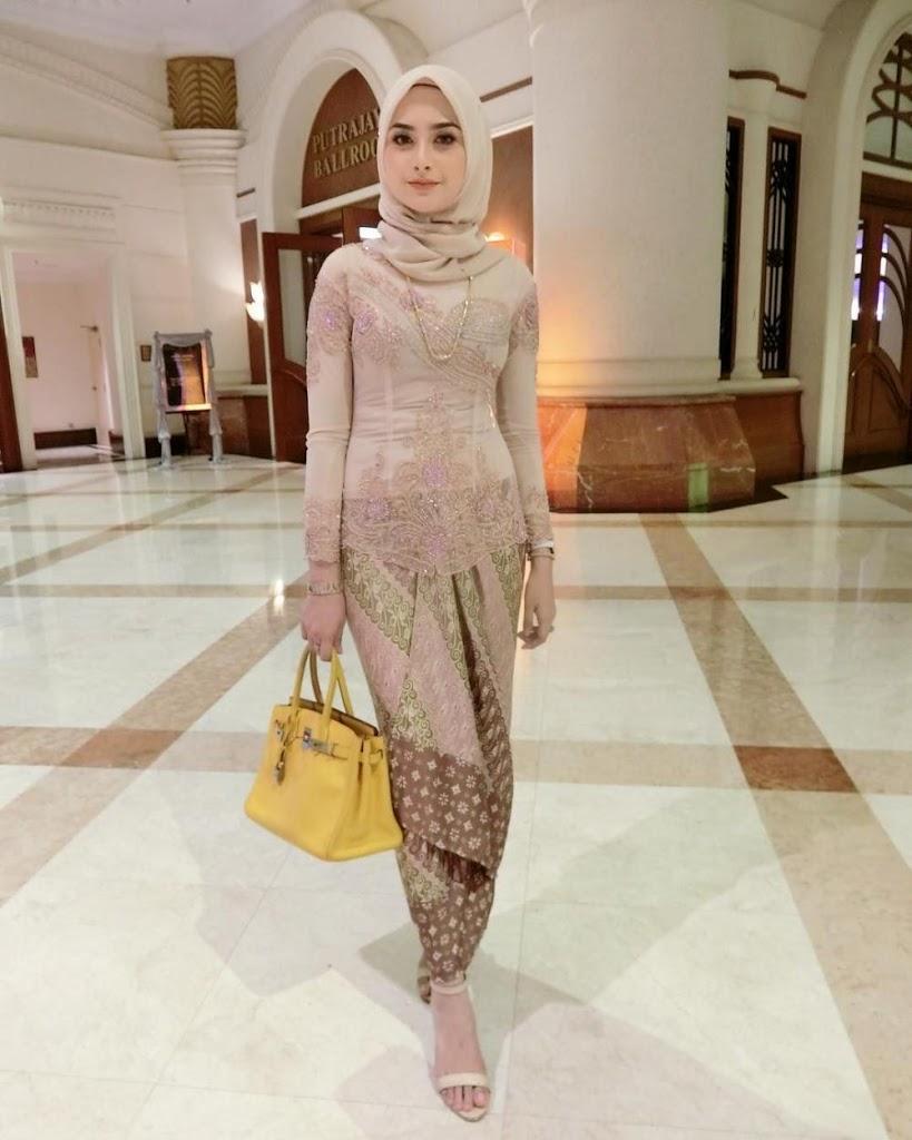 Beberapa Model Kebaya Modern Muslim yang Cantik