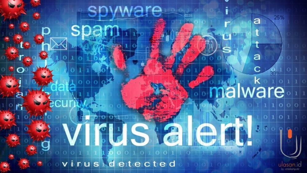 Beberapa Tips Membersihkan Virus di Dalam Komputer Anda