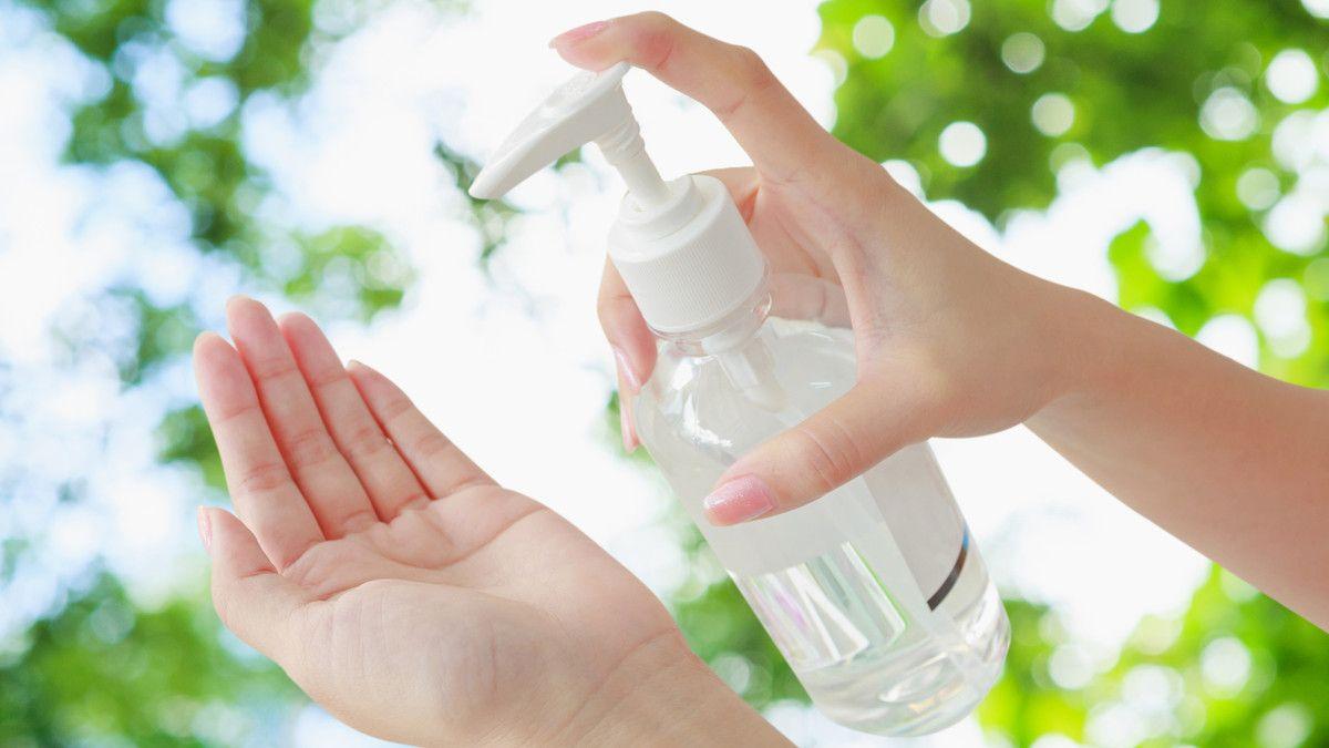 Merk Hand Sanitizerterbaik Dan Recommended