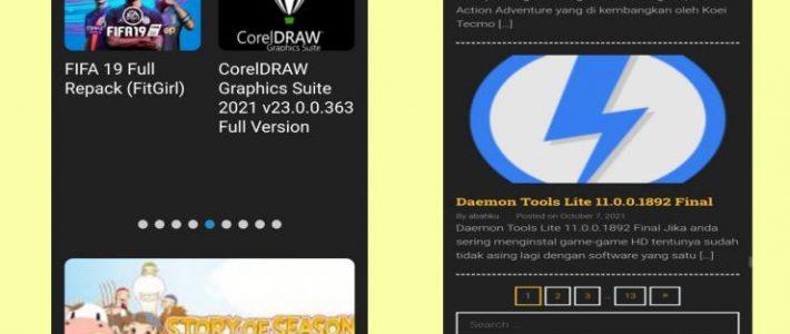 Download Software Gratis Atau Aplikasi Mod di Siabah